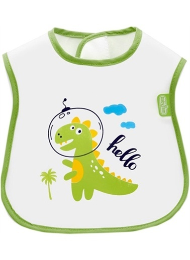 Baby Jem Babyjem Poli Midi Önlük Biye 508 Yeşil